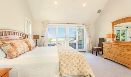 East Orleans Cape Cod vacation rental - Surf Master Suite #1 - King bed; en-suite bath-26'x15'