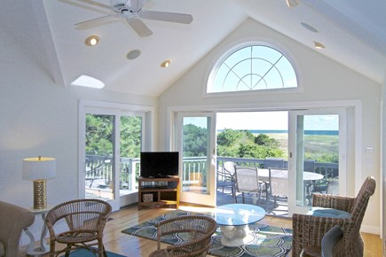 East Orleans Cape Cod vacation rental - Bring the outdoor into the Living Room.
