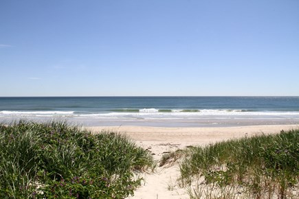 East Orleans Cape Cod vacation rental - Nauset Beach - 10 mile long National Seashore on Cape Cod Ma