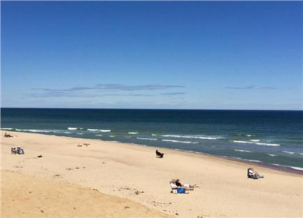 Wellfleet Cape Cod vacation rental - Popular and awesome Newcomb Hollow beach - 2 miles