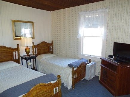 Falmouth Cape Cod vacation rental - One of three bedrooms with two twin beds