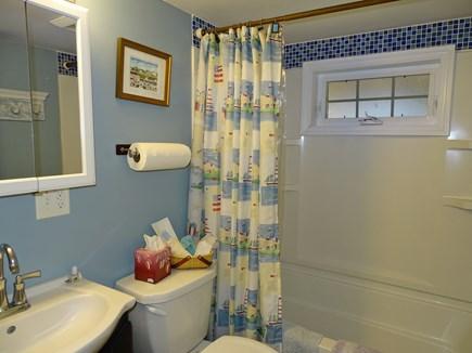 Falmouth Cape Cod vacation rental - One of three full baths, plus half bath off kitchen