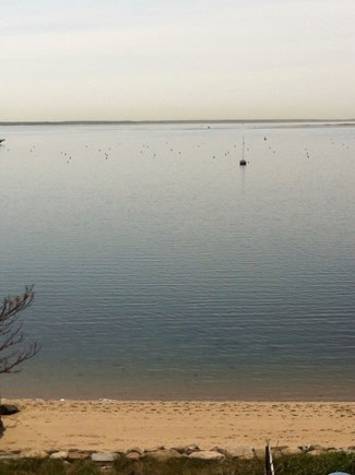 Provincetown Cape Cod vacation rental - Private beach just steps from your back door