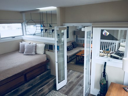 Provincetown Cape Cod vacation rental - Bedroom with Full Size bed and a/c