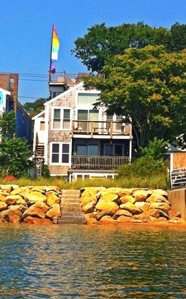 Provincetown Cape Cod vacation rental - Waterfront condo in the heart of Ptown!
