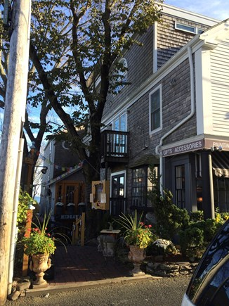 Provincetown Cape Cod vacation rental - Condo on Commercial in the heart of Ptown (from the street)