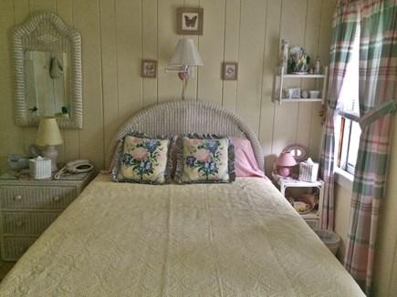 Hyannisport Cape Cod vacation rental - Lovely Queen master Bedroom.