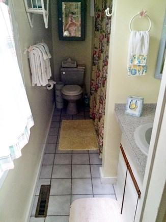 Hyannisport Cape Cod vacation rental - Master Bathroom/en suite with jacuzzi tub.