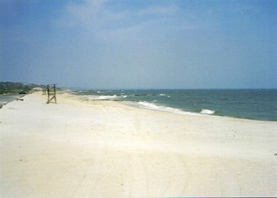 Harwich Port Cape Cod vacation rental - Red River Beach- great sand, warm water, family friendly