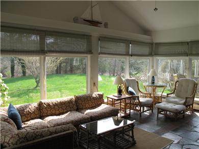Harwich Port Cape Cod vacation rental - Sunroom-everyone's favorite,have a seat &you won't want to leave!