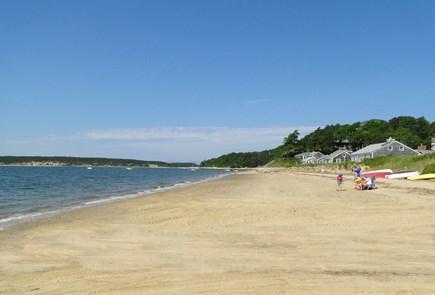 Wellfleet Cape Cod vacation rental - 2/10 of a mile walk to vast Powers Landing Beach