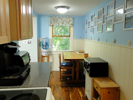Wellfleet Cape Cod vacation rental - Other side of kitchen, leads to new living room!