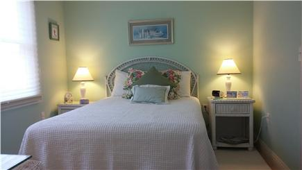 New Seabury/Popponesset New Seabury vacation rental - Wicker Full-Size Bedroom