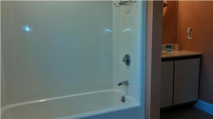 New Seabury/Popponesset New Seabury vacation rental - 3rd of 3 bathrooms with full size tub/shower and linen closet