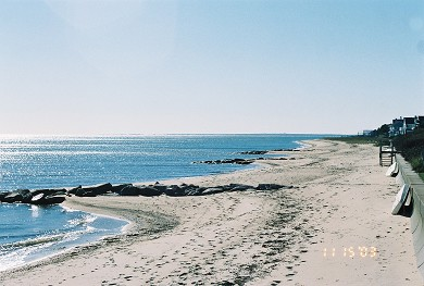 New Seabury/Popponesset New Seabury vacation rental - 2 minute walk to warm waters of Nantucket Sound Popponesset Beach