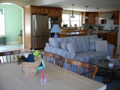New Seabury/Popponesset New Seabury vacation rental - Airy Kitchen, Dining and Family/Recreation Room