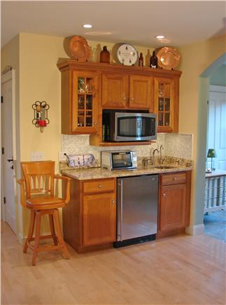 New Seabury/Popponesset New Seabury vacation rental - Microwave/beverage center with water purification system