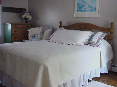 Hyannis Cape Cod vacation rental - Master Bedroom  with queen bed & its own bathroom