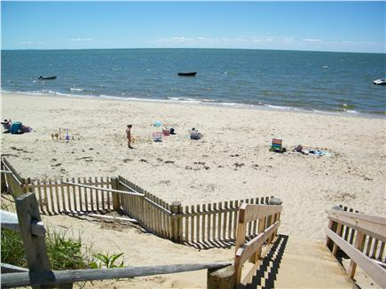 Eastham Cape Cod vacation rental - Private saltwater beach just 2 blocks from cottage
