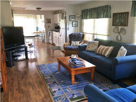 West Harwich Cape Cod vacation rental - Casual Living Room