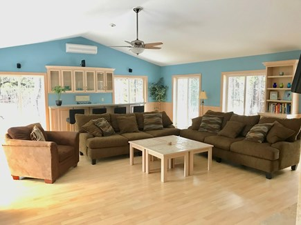 North Truro Cape Cod vacation rental - Great room
