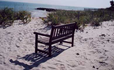 Great Island, West Yarmouth Cape Cod vacation rental - Nantucket Sound Private Beach just down the street