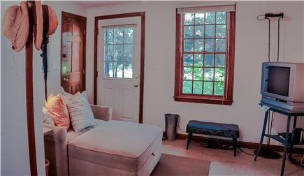 Great Island, West Yarmouth Cape Cod vacation rental - Mud Room/Sitting Room with 2nd TV