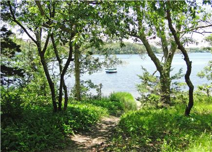 South Dennis Cape Cod vacation rental - Access to Follins Pond, great for kayaking