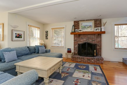 East Orleans Cape Cod vacation rental - Family Room