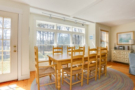 East Orleans Cape Cod vacation rental - Eat in great room