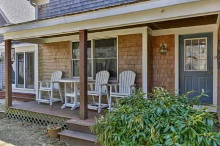 East Orleans Cape Cod vacation rental - Farmers porch
