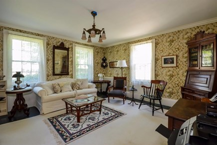 Cotuit Cotuit vacation rental - Front parlor with piano