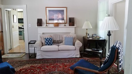 Cotuit Cotuit vacation rental - TV room with full cable