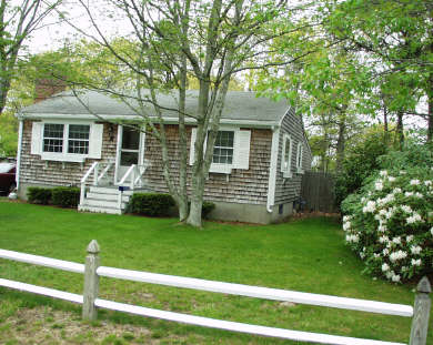 East Falmouth Cape Cod vacation rental - Falmouth Vacation Rental ID 5271