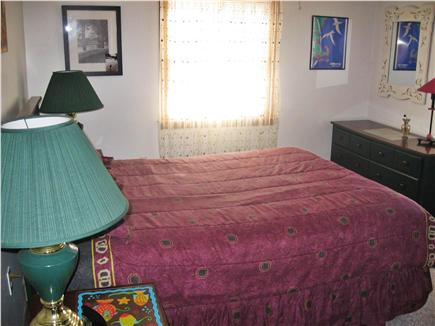 East Falmouth Cape Cod vacation rental - Sun filled master bedroom