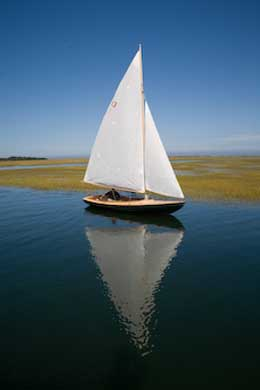 East Orleans Cape Cod vacation rental - Sailing in the Bay