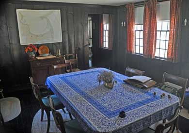 East Orleans Cape Cod vacation rental - Dining room