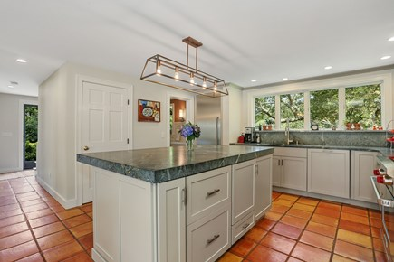Chatham Cape Cod vacation rental - Center island for entertaining