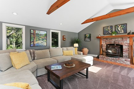 Chatham Cape Cod vacation rental - Another view of comfortable living space