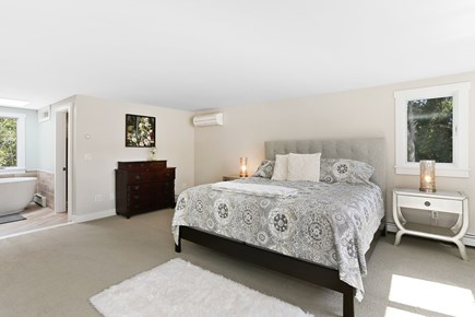 Chatham Cape Cod vacation rental - Spacious master bedroom, king size bed, new carpeting