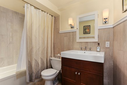 Chatham Cape Cod vacation rental - Full bath-tub and shower