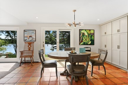 Chatham Cape Cod vacation rental - Picturesque dining