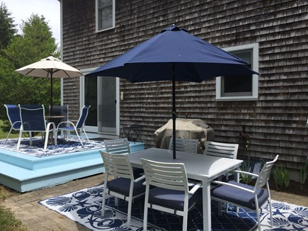 Osterville Osterville vacation rental - Relax outdoors