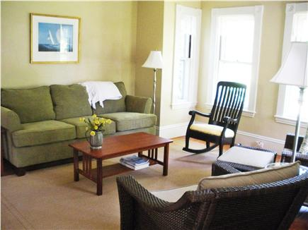 Cotuit, Main Street  Cotuit vacation rental - Living room