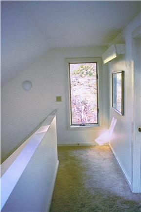 Wellfleet Cape Cod vacation rental - Balcony hallway