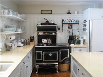 Centerville Centerville vacation rental - Fabulous kitchen with dual fuel 6 burner stove