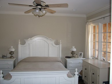 Centerville Centerville vacation rental - First floor master suite with private balcony