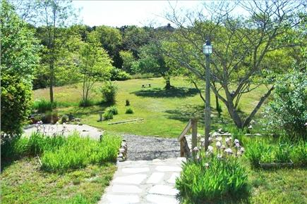 Truro Cape Cod vacation rental - Pastoral view From House