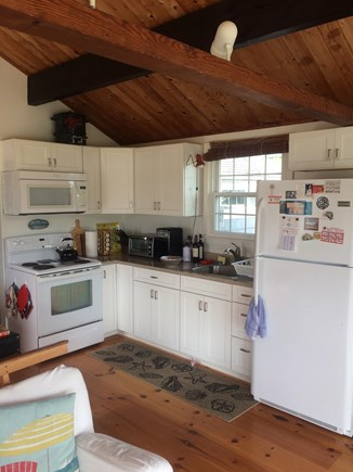 Wellfleet Harbor & Beach Cape Cod vacation rental - Fully equipped gourmet kitchen