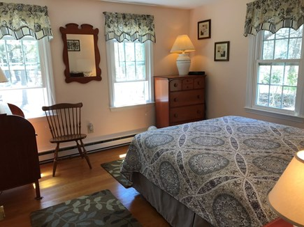 Eastham Cape Cod vacation rental - Queen bedroom downstairs